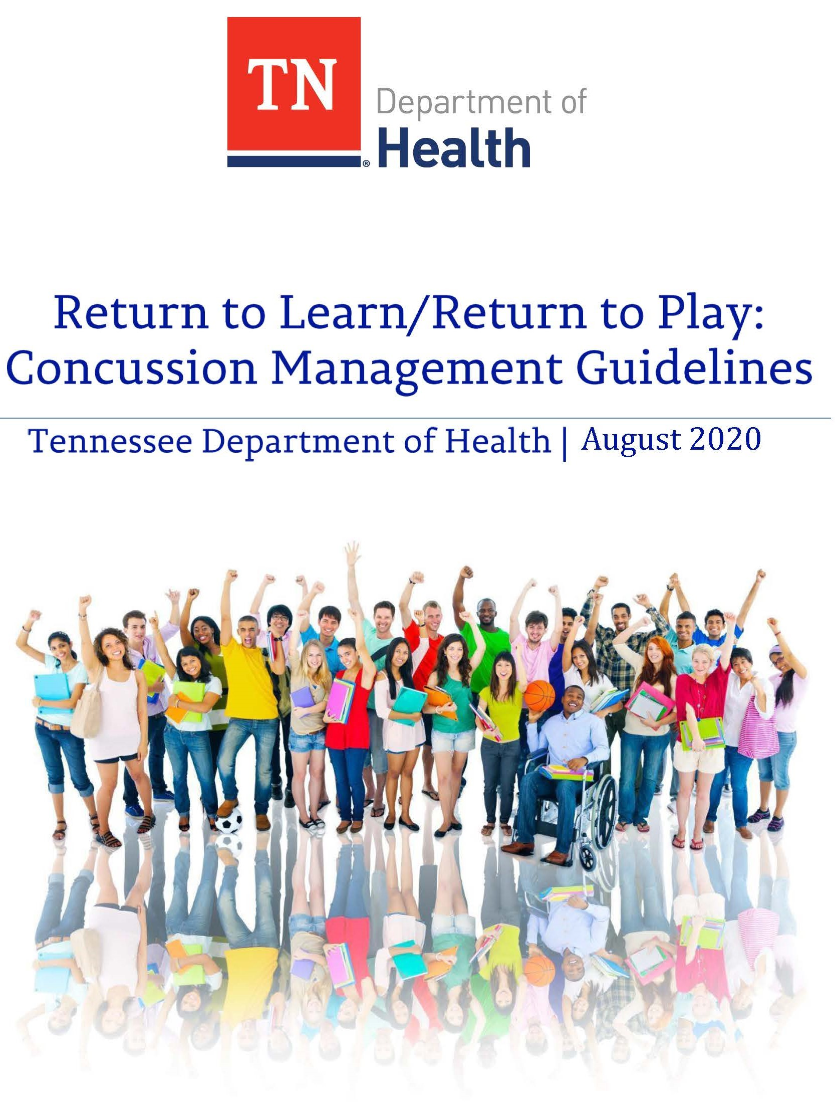 TN Return to Learn-Return to Play Concussion Management Guidelines