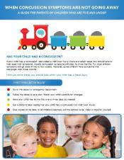 Guide for Parents of Children Five and Under