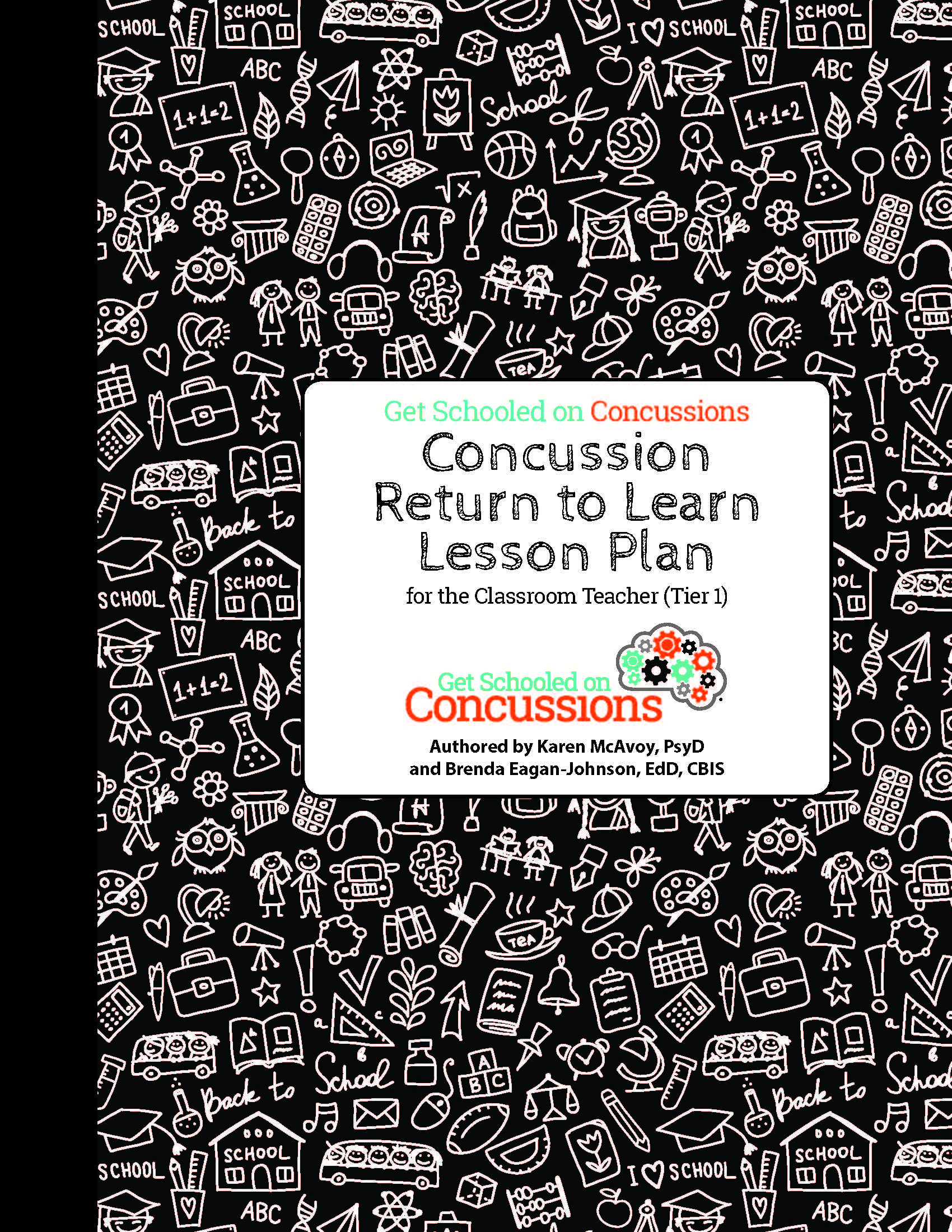 Concussion Return to Learn Lesson Plan
